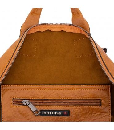 Bolso de Mujer MARTINA K Cuero MK 98069