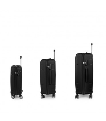 SET 3 trolleys CABINA+M+L GABOL