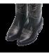 Bota Mujer Cowboy BRYAN Negro