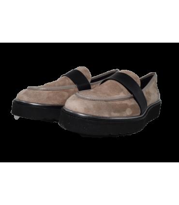 Zapato Bajo Mujer GAIMO Serraje