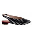 Zapato de Mujer J.COMPANY Mulet de Topos.